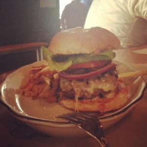 bubby's burger